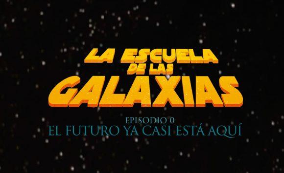 La escuela de las galaxias
