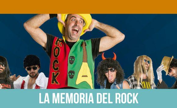 La memoria del Rock